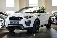 Land Rover Range Rover evoque 2,0 TD4 180 HSE Dynamic Cabrio aut