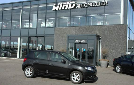 Dacia Sandero 1,5 dCi 75 Ambiance Van