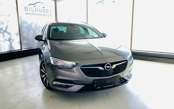Opel Insignia 1,5 T 165 Dynamic Sports Tourer aut.