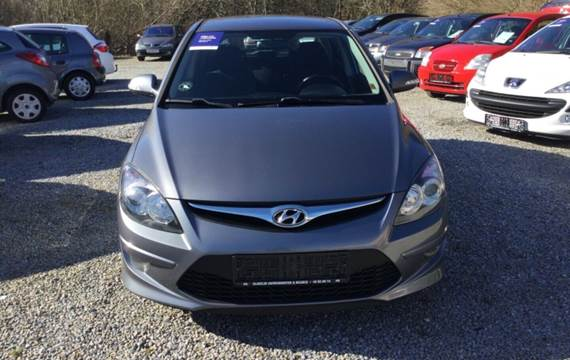 Hyundai i30 1,6 CRDi 90 Classic Sense Eco