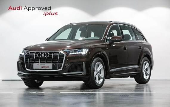 Audi Q7 TDi S-line quattro Tiptr.