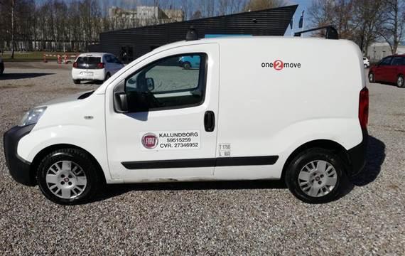 Fiat Fiorino 1,3 MTJ  Van