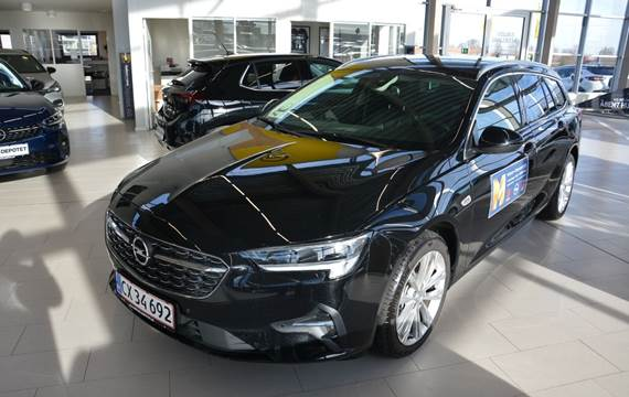 Opel Insignia 1,5 D 122 Ultimate Sports Tourer aut.