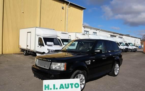 Land Rover Range Rover sport 3,6 TDV8 SE aut. Van