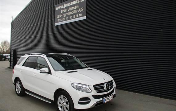 Mercedes GLE 3,0 A2BFP1