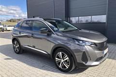 Peugeot 3008 1,6 PureTech First Selection EAT8  8g Aut.