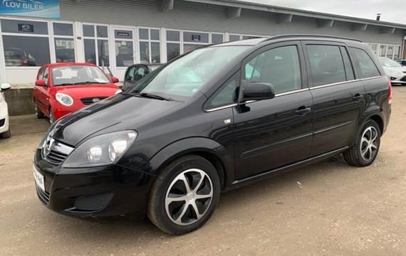 Opel Zafira 1,7 CDTi 125 Enjoy eco 7prs