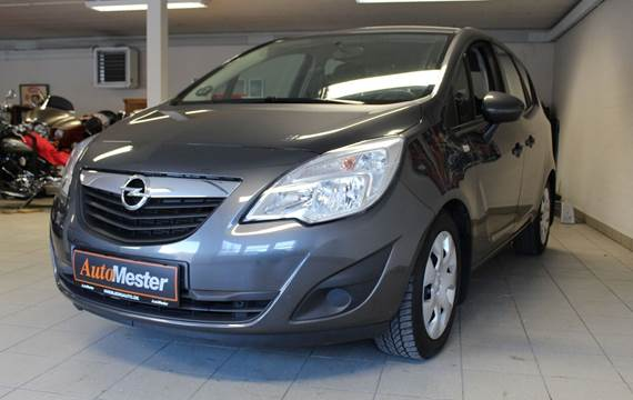 Opel Meriva 1,4 T 120 Enjoy aut.