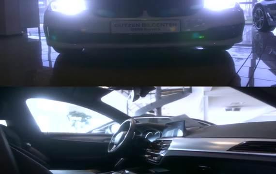 BMW 420d 2,0 Gran Coupé Sport Line xDrive aut.