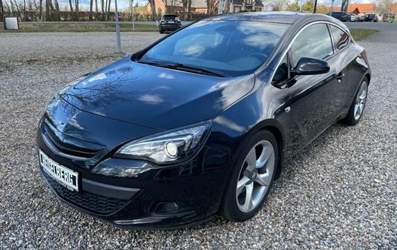 Opel Astra 1,6 T 180 Sport GTC