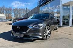 Mazda 6 2,0 Sky-G 165 Optimum stc. aut.