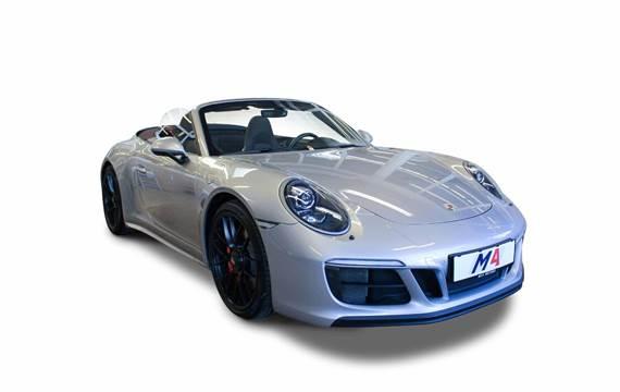 Porsche 911 Carrera GTS 3,0 Cabriolet PDK