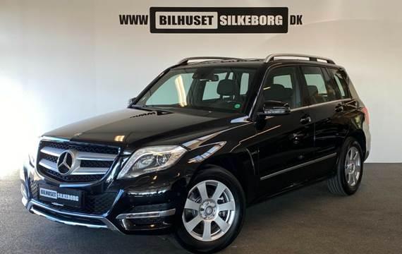 Mercedes GLK220 2,2 CDi aut. 4Matic BE