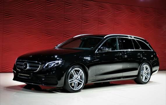 Mercedes E350 d St. car AMG-LINE