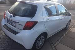 Toyota Yaris VVT-I  Hybrid H2 E-CVT 100HK 5d Aut.