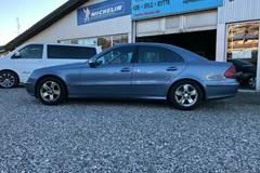 Mercedes E200 2,2 CDi Avantgarde
