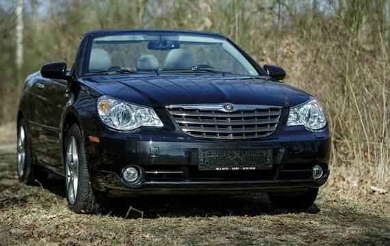 Chrysler Sebring 2,7 Cabriolet Limited aut.