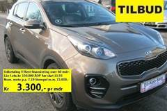 Kia Sportage 1,7 CRDi 115 Advance Edition