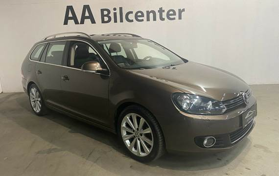 VW Golf VI 2,0 TDi 140 Highline Variant DSG