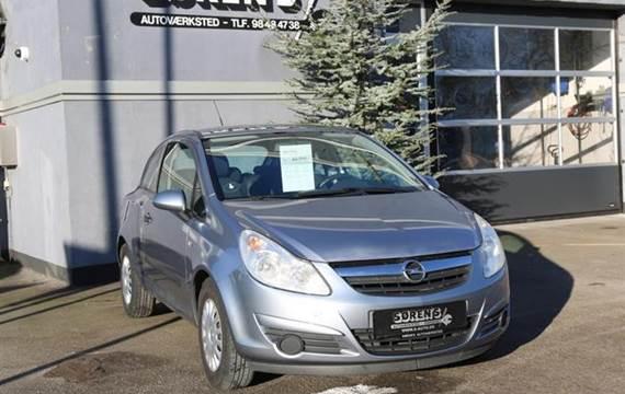 Opel Corsa 1,0 Twinport Essentia 60HK 3d