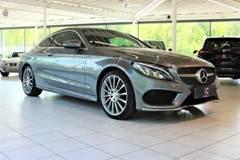 Mercedes C220 d C220d - 170 hk 9G-TRONICOm Virksomheden: