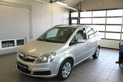 Opel Zafira 1,6 16V 105 Limited