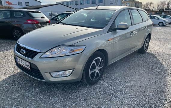 Ford Mondeo 2,0 TDCi 140 Trend Coll. stc. aut.