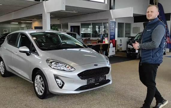 Ford Fiesta 1,1 Titanium