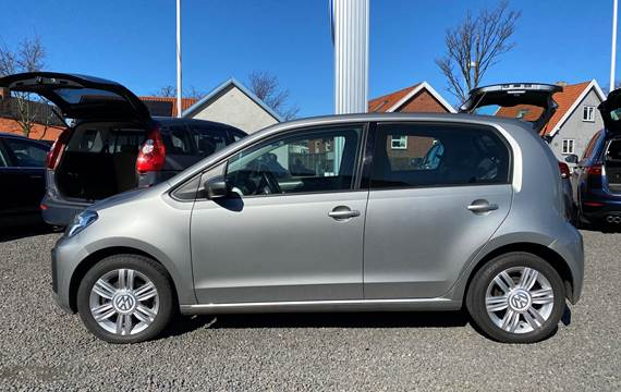 VW UP! 1,0 VW High Up! 1,0 TSI 90 HK 66 KW 5 Gear BMT