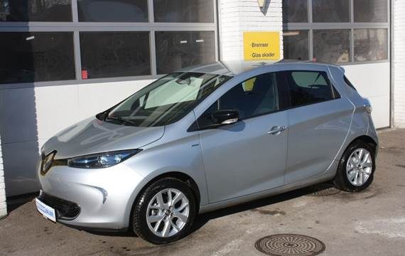 Renault Zoe Limited