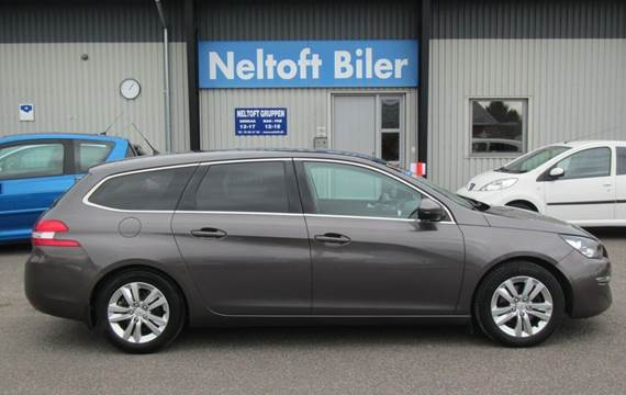 Peugeot 308 1,6 HDi 92 Active SW