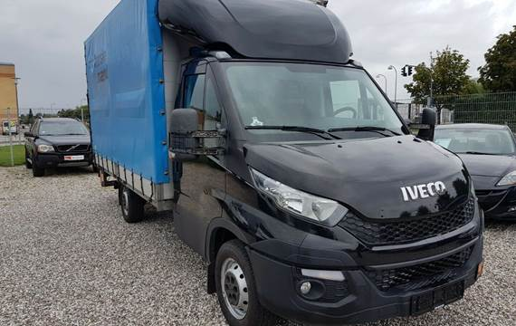 Iveco Daily 2,3 35S13 Alukasse m/lift AG8