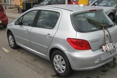Peugeot 307 1,6 XR