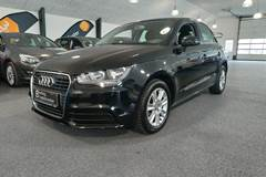 Audi A1 1,4 TFSi 122 Attraction Sportback