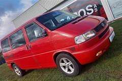 VW Caravelle Kort 2,5 TDI Comfortline m/Airbag m/ABS 102HK