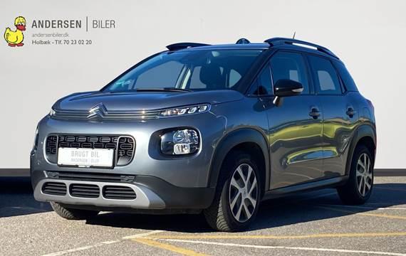 Citroën C3 Aircross 1,6 Blue HDi Feel+ start/stop 100HK 5d