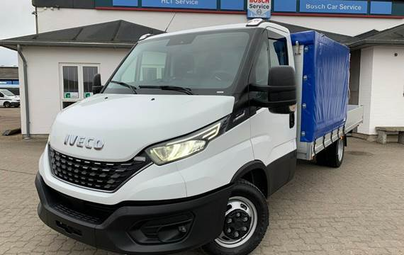 Iveco Daily 3,0 35C18 4100mm Lad AG8