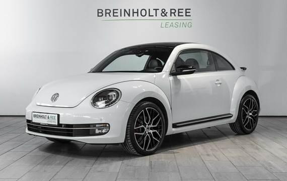VW The Beetle 2,0 TSi 220 Exclusive DSG