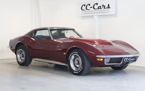 Chevrolet Corvette 5,7 V8 Stingray