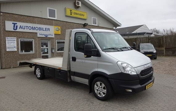 Iveco Daily 3,0 35S17 Autotransporter