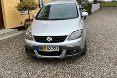 VW Golf Plus Cross 2,0 TDi 140 Trendline DSG Van