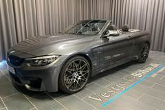 BMW M4 3,0 Cabriolet Competition aut.