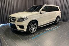 Mercedes GL500 4,7 aut. 4Matic BE