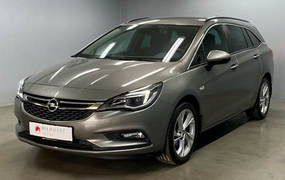 Opel Astra 1,6 CDTi 110 Business Sports Tourer