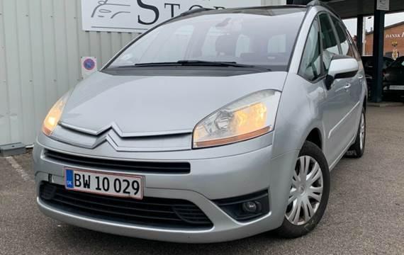 Citroën C4 Picasso 1,6 HDi 110