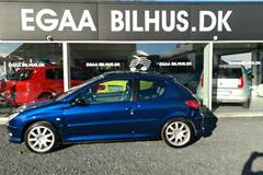 Peugeot 206 2,0 HDi Edition S