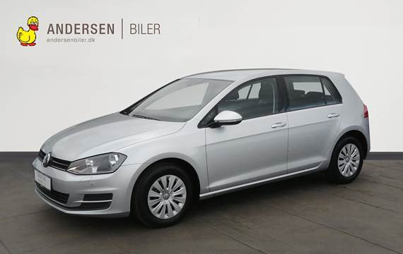 VW Golf 1,4 TSI BMT Style DSG 125HK 5d 7g Aut.