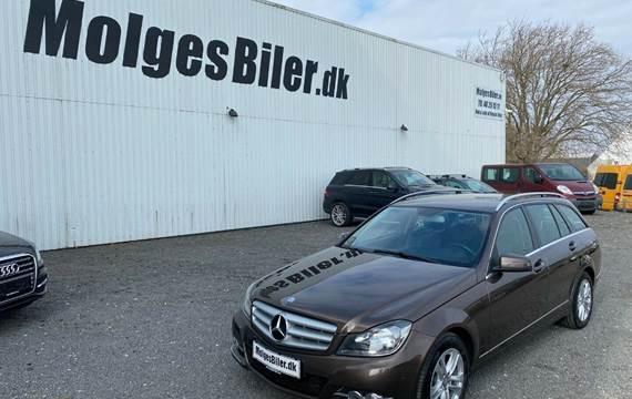 Mercedes C180 2,2 CDi Avantgarde stc. BE