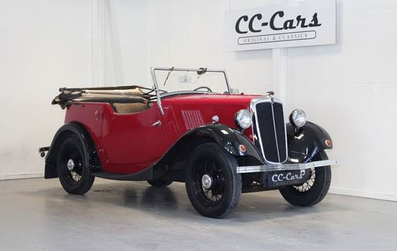 Morris Eight 0,9 Cabriolet