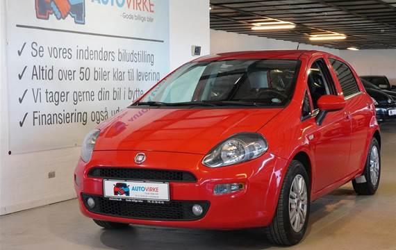 Fiat Punto 1,3 MJT Lounge Edition  5d